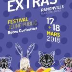 <b>Festival Les Extras 2018 : Bêtes curieuses</b>