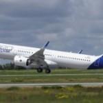 <b>Un vol direct Toulouse-New York à l'essai</b>