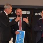 <b>#Fier de recevoir pour la ville de #Toulouse le label «Ville active et sportive» avec les maires e...</b>