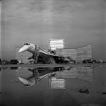 <b>Il y a 50 ans, le 23 février 1968, le Concorde passait des tests de son dans le silencieux à @aeropo...</b>