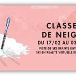 <b>Animation «Classe de Neige» à Saint Orens pour les vacances</b>