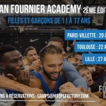 <b>Stage de basket avec une star NBA à la Hoops Factory Toulouse</b>