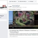 <b>Facebook : Comment continuer à voir les posts de Toulouseblog !</b>