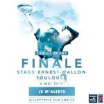 <b>Pro D2 : La finale se jouera à Toulouse le 6 mai 2018 !</b>