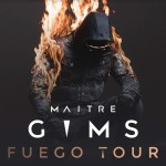 <b>Maitre Gims de retour au Zénith de Toulouse en décembre 2018</b>