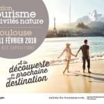 <b>Le Salon du Tourisme de retour à Toulouse du 9 au 11 février</b>