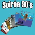 <b>Concours : Gagnez vos places pour la soirée Années 90 au Bikini !</b>
