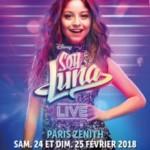 <b>Le spectacle de la série Soy Luna, ce dimanche à Toulouse</b>