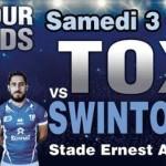 <b>Championship : Le Toulouse Olympique débute la saison face aux Swinton Lions !</b>