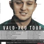 <b>Vald en concert au Zénith de Toulouse le 18 novembre 2018</b>