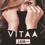 <b>Vitaa en concert en novembre 2018 à Toulouse</b>