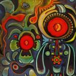 <b>Peintures d' Ignacio González</b>