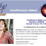 <b>Conférence-Débat GREP : La fabrication de la démocratie avec Mathilde Larrère</b>