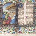 <b>En parallèle à l'expo du @MuseeAugustins, expo Renaissance «quand la peinture était dans les livres...</b>