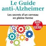 <b>CONCOURS – GAGNEZ LE LIVRE «Le guide anti-Alzheimer »</b>
