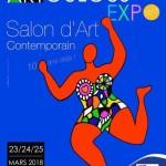 <b>Le Salon ARTOULOUS'EXPO fin mars à Saint Orens</b>