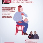 <b>La conférence France Inter «Comment gérer ses émotions» au CGR Blagnac !</b>