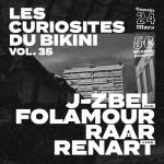 <b>Les Curiosités du Bikini vol 35 ce samedi soir !</b>