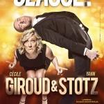 <b>Printemps du Rire : Cécile Giroud et Yann Stotz en spectacle à Labège</b>