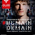 <b>Découvrez #HumainDemain au Quai des Savoirs de Toulouse</b>