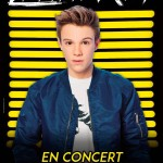 <b>Lenni-Kim en concert à Toulouse en novembre 2018</b>