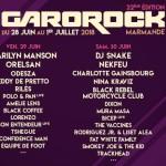 <b>25 nouveaux noms pour Garorock 2018</b>
