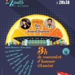 <b>La Nuit du Printemps ce samedi au Zénith de Toulouse !</b>