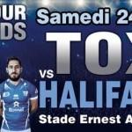 <b>Concours : Gagnez vos places pour TO XIII – Halifax sur Toulouseblog !</b>
