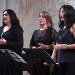 <b>Voix sacrées • Patrizia Bovi, Fadia Tomb El-Hage, Françoise Atlan</b>
