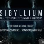 <b>SIBYLLIUM | Réalité Virtuelle et Univers Immersifs</b>
