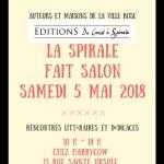 <b>La Spirale fait Salon // Rencontre littéraire</b>