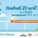 <b>Tous au Pâquodrome demain à 17h pour une grande chasse aux oeufs :  http://bit.ly/2qCSsar #Toulouse...</b>
