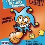 <b>Tout le week-end, venez jouer au Parc des expos, c'est gratuit ! Festival l'Alchimie du jeu #Toulous...</b>