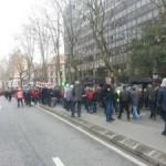 <b>Un bilan mitigé pour la manifestation de « la convergence des luttes » à Toulouse</b>