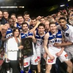 <b>Le Toulouse Basket Club a soulevé la Coupe de France</b>