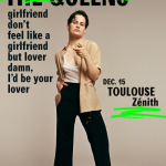 <b>Christine and The Queens le 15 décembre à Toulouse</b>