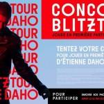 <b>Jouez en première partie d'Etienne Daho à Toulouse !</b>