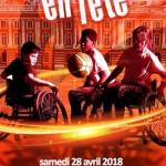 <b>Handisport en fête ce samedi à Toulouse !</b>