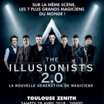 <b>The Illusionists 2.0 ce weekend à Toulouse</b>