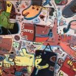 <b>Joan Jordà, celui qui voudrait tant donner à la peinture l'usage de la parole</b>