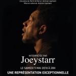 <b>JoeyStarr présentera son spectacle Eloquence à l'Assemblée à Toulouse</b>