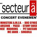 <b>Le concert du Secteur Ä à Toulouse annulé</b>