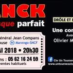 <b>Mr. Franck, un majordome presque parfait!</b>