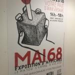 <b>Une expo d&#039;affiches Mai 68, avec le MATOU à Axe Sud #Toulouse #visiteztoulousepic.twitter.com/3...</b>