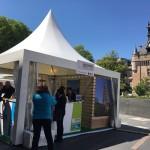 <b>Live : @TourismeHG présente ses offres printemps été au square De Gaulle #Toulouse! #visiteztoulouse...</b>