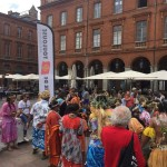 <b>Aujourd&#039;hui Forom des langues du monde place du Capitole #Toulouse #visiteztoulousepic.twitter....</b>