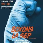 <b>Le village Boxons la SEP ce samedi à Toulouse</b>