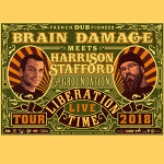 <b>En juin, Brain Damage rencontre Harrison Stafford au Bikini !</b>