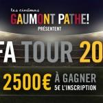 <b>Le Fifa Tour 2018 ce jeudi au Gaumont Toulouse !</b>