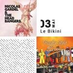 <b>Double concert avec Nicolas Gardel et Funky Style Brass</b>